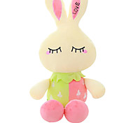 Beauty Squint Rabbit, Fruit LOVE Rabbit Plush Dolls,b
