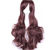 Natual трансвеститом Harajuku дешевые парики косплей Плутон синтетический парик женщин Лолита аниме косплей парик волос парики длинные