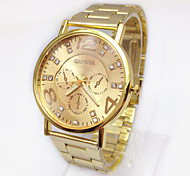 Women's   Diamond Gold Watch Cool Watches Unique Watches