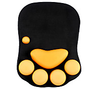 Lovely Cat Pad Silicone Massage Mousepad
