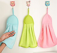 Random Color Micorfiber Hand Towel Fast Drying