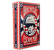 Bicycle Poker Cards Escape Map Magic Props Card Tables