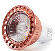 9W GU10 Focos LED T 1 COB 100-800 lm Blanco Cálido / Blanco Fresco Regulable / Decorativa AC 100-240 / AC 110-130 V 1 pieza