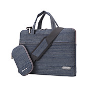 Fopati® 15inch Laptop Case/Bag/Sleeve for Lenovo/Mac/Samsung Brown/Gray/Blue