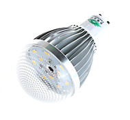 Zweihnder W458 GU10 5W 480LM Warm White/White Light LED Beads Points Cover Energy-Saving Bulbs