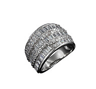 Hot Sale lady vintage daily band ring