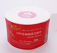 Disco di cotone per trucco Cotone puro 1 Others N\A Normale Bianco