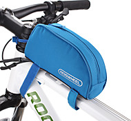 ROSWHEEL® Bike Bag 1LBike Frame Bag Waterproof Zipper / Moistureproof / Shockproof / Wearable Bicycle Bag PVC / 600D Polyester Cycle Bag