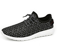 Running Running Shoes Men's Anti-Slip / Damping / Wearproof / Breathable Coconut Shoes/Yeezy Boost Leisure Sports White / Black
