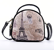 Instax Case Bag Case with Shoulder Strap and Pocket (Deer) for All Fujifilm Instax Paris