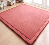 "New-Designed Casual Style Coral Velvet Material Non-Slip Thickened Mat W31"" x L78"""