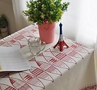 japonês peixes modelado pano de mesa moda hotsale lençóis de algodão de alta qualidade mesa de café quadrada toalha de capa de pano
