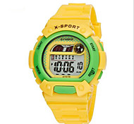 Kid's LCD Digital Water-resisstant Multi-Functional Sports Watch Cool Watch Unique Watch