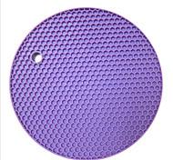 Creative Kitchen Gadget / Melhor qualidade / Alta qualidade Silicone Mat Silicone 18*18*0.8