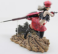 God Eater Alice PVC Anime Action Figures Model Toys Doll Toy