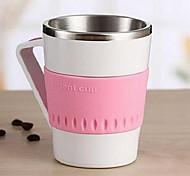 acciaio inox tazza di caffè intelligente