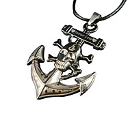 Pendant Necklace - Anchor