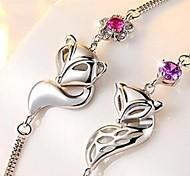 Charm Fox Bracelet Christmas Gifts