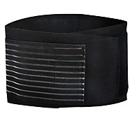 Lumbar Belt Sports Support Adjustable Fitness Black