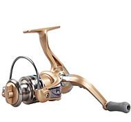 Mulinelli per spinning 5.2/1 10 Cuscinetti a sfera Intercambiabile Pesca a mulinello / Pesca dilettantistica-FB4000 Fanshun