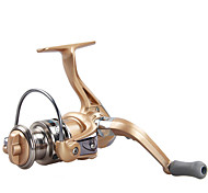 Carretes para pesca spinning 5.2/1 10 Rodamientos de bolas Intercambiable Pesca de baitcasting / Pesca en General-FB4000 Fanshun