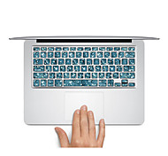 "Keyboard sticker Floral Laptop keys Decal for MacBook Air 13"" MacBook Pro Retina 13'/15"" MacBook Pro15"" MacBook Pro 17"
