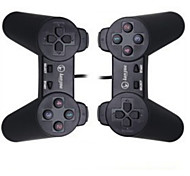 Double Wired USB Game Controller for PC WIN9X/2000/XP/VISTA/win7/win8/win10