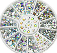 Nail Art Different Size of Rhinestone Palette