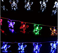 # 10 M 100 3528 SMD Colori primari Collagabile W Fili luminosi AC220 V