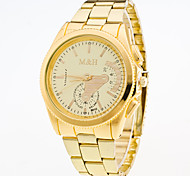 New Arrival Foreign Trade Popular Stainless Steel Fashion Watch Wholesale