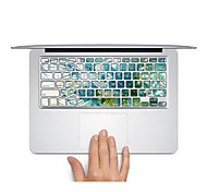 "Keyboard sticker Flying Laptop keys Decal for MacBook Air 13"" MacBook Pro Retina 13'/15"" MacBook Pro15"" MacBook Pro 17"
