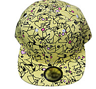Pikachu Yellow Cap