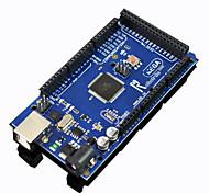 Детали для Arduino Mega2560: USB плата ATmega2560-16AU