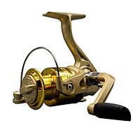 Carretes para pesca spinning 5.2/1 10 Rodamientos de bolas Intercambiable Pesca de baitcasting / Pesca en General-CF1000 SDS