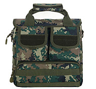 2 L Shoulder Bag Camping & Hiking Multifunctional Canvas