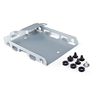 Hard Disk Drive HDD Mounting Bracket Stand Kit Replacement for Sony Playstation 4 PS4 Console System with Screws