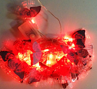 NO 7 M 30 LED Dip Rosso / Blu / Verde Impermeabile 5 W Fili luminosi AC100-240 V