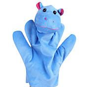 Мягкие игрушки Куклы Пальцевая кукла Игрушки Динозавр Животные Новинки Мальчики Девочки Куски