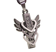 Ring Cross, Fashion And Personality Necklace Pendant - Angel Cross
