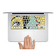 "Keyboard Decal Laptop Sticker Speaking Pattern for MacBook Air13"" MacBook Pro Retina13'/15"" MacBook Pro15"" MacBook Pro17"