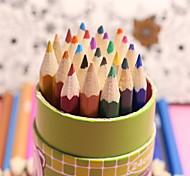 Korean Color Pencil 24 Color Secret Garden Special Color Of Lead Pencil Painting Graffiti Pen Student