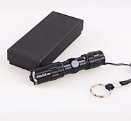 Small Waterproof LED Flashlight