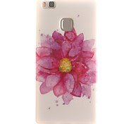 Flower Painting Pattern TPU Soft Case for Huawei Ascend P9 Lite P9Mini/ P8 Lite P8Mini