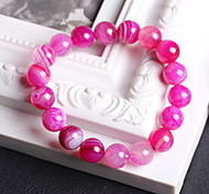 Women's Fashion Agate Strand Bracelet