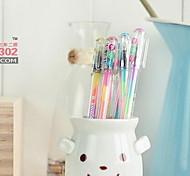 Vente en gros LB16 craie d'eau stylo de couleur fluorescente