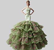 Party & Evening Dresses For Barbie Doll Ink Blue Dresses
