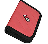 Nylon Portable Case for Hard Drive Dishes(Random Color)