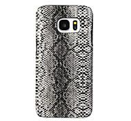 Для Samsung Galaxy S7 Edge Рельефный Кейс для Задняя крышка Кейс для Геометрический рисунок Твердый PC Samsung S7 edge / S7 / S6 edge plus