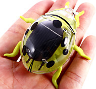 Solar Powered Beetle Novelty Vibrating Toy Teaching Aid for Children