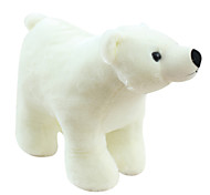 The Polar Bear Doll White Bear Doll Plush Toys Children Gift 20cm